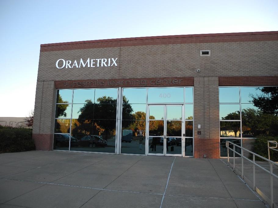 OraMetrix本社