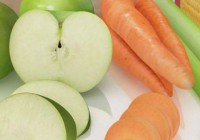 矯正治療中に避けたい食べ物、果物や野菜類