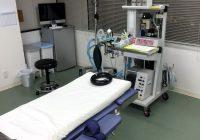 リラ・クラニオフェイシャル・クリニックの手術室